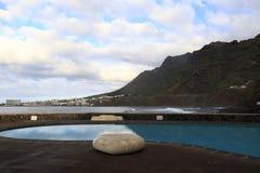 naturalne basenu Obraz Royalty Free