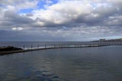 naturalne basenu Zdjęcie Royalty Free