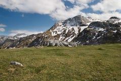 naturalne parque Somiedo asturii Zdjęcia Royalty Free