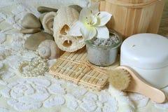 naturalne spa1 Zdjęcie Royalty Free