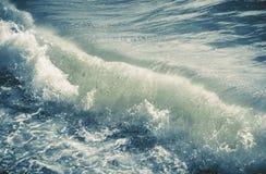 naturalne tekstury grafiki projektu fale morskie obrazy stock