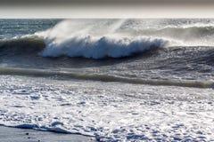 naturalne tekstury grafiki projektu fale morskie Obraz Stock
