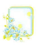 naturalnego 3 kwiatu Obrazy Stock
