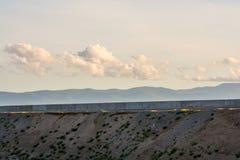 naturalnego krajobrazu obraz stock