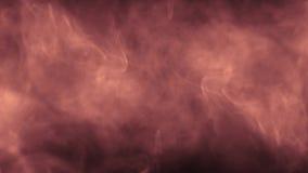 Naturalnej barwionej symetrycznej dymnej chmury turbulencji animacji t?a abstrakcjonistycznej nowej ilo?ci kolorowa ch?odno sztuk ilustracji