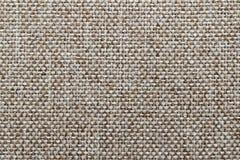 Naturalnej tkaniny bieliźniana tekstura dla projekta, parciak textured bro Obrazy Royalty Free