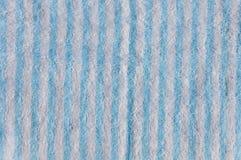 Naturalnej tkaniny tekstury tło bawełniany płótno obraz royalty free