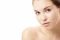 Naturalness of beauty Royalty Free Stock Image