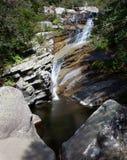Naturalni baseny Aitone w i - fotografia stock