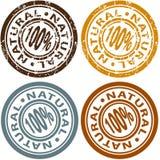 naturalni znaczki Fotografia Stock