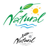 naturalny ilustracja wektor