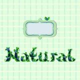 Naturalny. Zdjęcia Stock