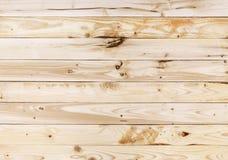 Naturalny bez leczenia drewniany tło lub tekstura fotografia royalty free