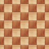 Naturalny bezszwowy drewniany parkietowy tekstury tło Fotografia Stock
