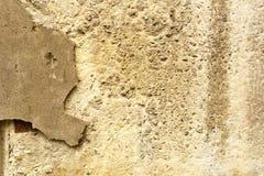 Naturalny cement lub kamień Obrazy Stock