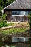 Naturalny dom Zdjęcia Royalty Free