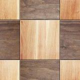Naturalny drewniany parkietowy tekstury tło Zdjęcie Stock