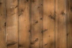 Naturalny drewniany tło Drewno stołu powierzchni odgórny widok Zdjęcie Royalty Free