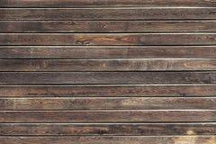 Naturalny drewniany tło, stół lub deski, zdjęcie royalty free