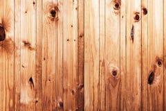 Naturalny drewniany tło Zdjęcia Royalty Free