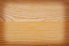 Naturalny drewniany tło Obraz Royalty Free