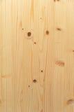 Naturalny drewniany tło Obrazy Stock
