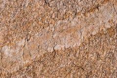 Naturalny granitu kamień z unikalnym wzorem włączenia kwarcowe żyły obrazy stock