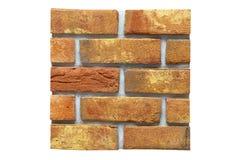 Naturalny kamień na ścianie Zdjęcie Stock