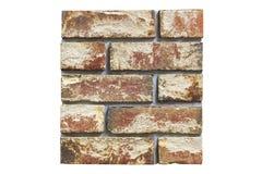 Naturalny kamień na ścianie Fotografia Stock