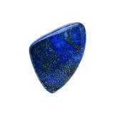 Naturalny Lapisu Lazuli kamień Obrazy Stock