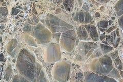 Naturalny marmurowy brown tekstury tło zdjęcia stock
