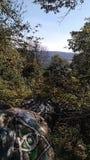 Naturalny natura krajobrazu widok Obraz Royalty Free