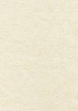 Naturalny nepalese pergamin przetwarzająca papierowa tekstura Zdjęcia Stock
