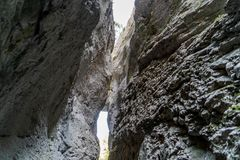 Naturalny park Yecla, fotografia stock