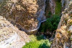 Naturalny park Yecla, zdjęcia stock