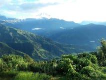 Naturalny piękno Nepal Fotografia Royalty Free