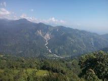 Naturalny region India obrazy royalty free