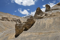 Naturalny skalisty łuk Zdjęcie Royalty Free