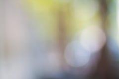 Naturalny zielony abstrakcjonistyczny tło Obraz Stock
