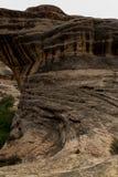 Naturalnych mostów Krajowy zabytek w Utah Obraz Royalty Free