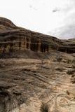 Naturalnych mostów Krajowy zabytek w Utah Fotografia Stock