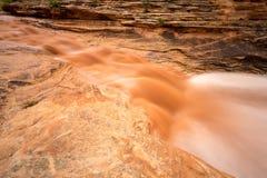 Naturalnych mostów Krajowy zabytek w Utah Zdjęcie Stock