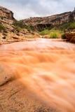 Naturalnych mostów Krajowy zabytek w Utah Zdjęcia Stock
