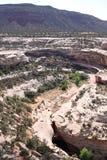 Naturalnych mostów Krajowy zabytek w Utah, usa Obraz Stock