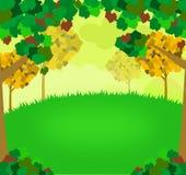 Naturbakgrund Royaltyfria Foton