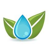 Naturbeståndsdelar Vektor Illustrationer