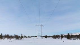Nature électrique Image stock