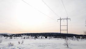 Nature électrique Photos stock