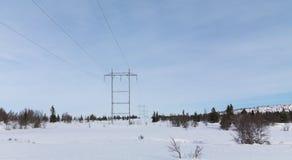 Nature électrique Photos libres de droits