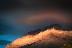 Nature& x27 ο φωτισμός του s παρουσιάζει Στοκ Εικόνες